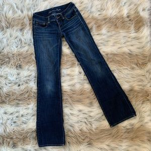 American Eagle Outfitters - Dark Boot Cut Jeans